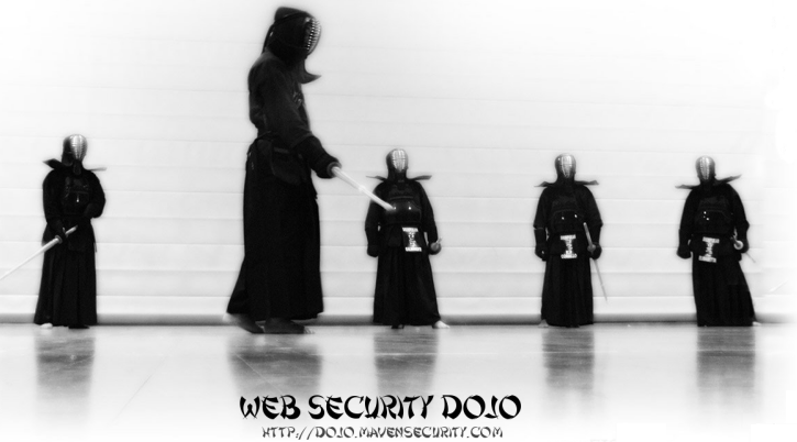 Web Security Dojo logo