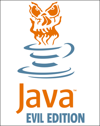 Java Evil Edition Logo
